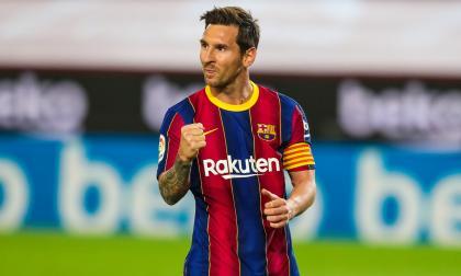 """""""No sé si me iré o no"""": Lionel Messi, sobre su futuro en el Barcelona"""