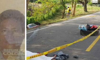 Trágico accidente en la vía Fundación-Loma del Bálsamo