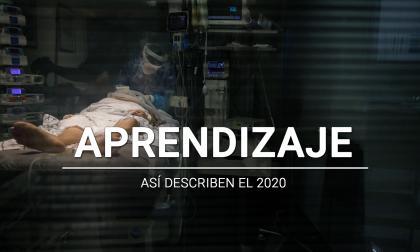 ¿Cuál palabra define el 2020?
