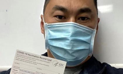 Un enfermero contrae la Covid días después de recibir la primera dosis