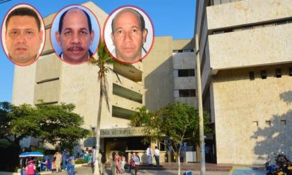 Niegan otra vez habeas corpus a jueces y fiscal capturados por caso Unimetro