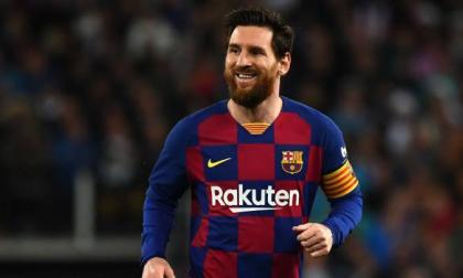 Messi al rescate de un Barcelona necesitado contra el colista