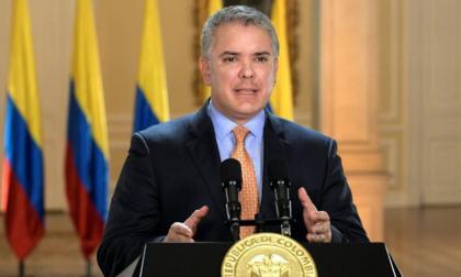 El presidente Iván Duque entró a la segunda mitad de su gobierno en medio de un caótico 2020 a nivel mundial.