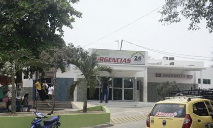 Yesid Acosta Cervantes murió en la clínica Campbell.
