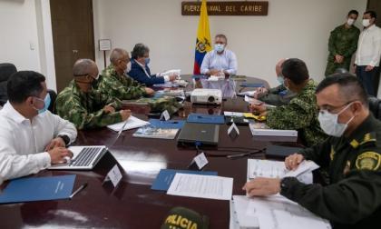 Duro golpe a estructura del 'Clan del Golfo', anunció Duque