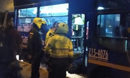 Piden a ciudadano que mató a ladrón en un bus que se entregue