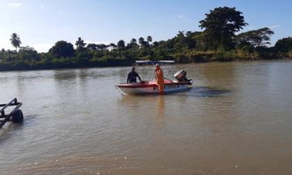 Hallan cuerpo de menor desaparecido en el río Sinú, en Tierralta