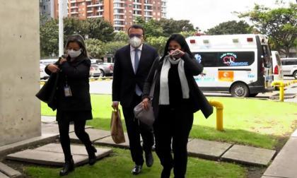 Por solicitud del Inpec se aplaza audiencia de Pulgar de este viernes