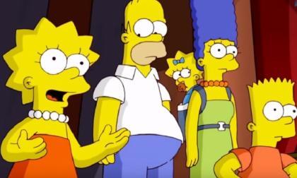Los Simpson lo volvieron a hacer y predijeron la Toma del Capitolio de EEUU