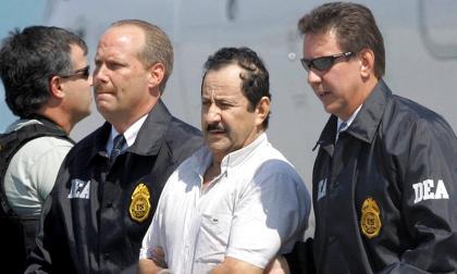El exjefe paramilitar fue extraditado a Estados Unidos en el 2008, al culminar su condena regresaría al territorio nacional.