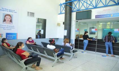 Entra en vigencia la nueva tarifa para tramitar pasaporte en el Atlántico