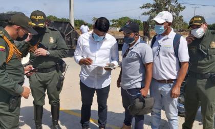Investigan tala de 1.500 árboles en lote de Malambo