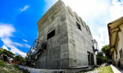 La futura sede del Mamb se encuentra en obra negra desde el 2018.