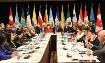 El Grupo de Lima llenó el vacío que dejó EE. UU. en la crisis venezolana