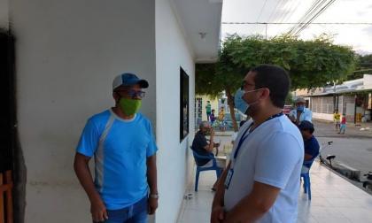 Rastrean a estudiantes por los barrios y corregimientos de Montería