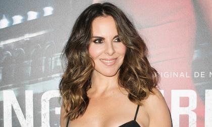 """Kate del Castillo será una mujer imparable en el filme """"Cold, dead hands"""""""