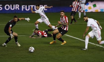 Athletic fulmina al Real Madrid y jugará la final de la Supercopa contra Barcelona