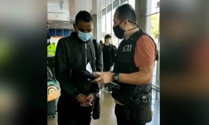 Detienen en Bogotá a francés buscado por Interpol por secuestro y homicidio