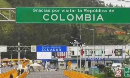 Colombia extiende cierre total de fronteras terrestres hasta el 1 de marzo