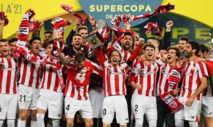 Athletic de Bilbao derriba otro gigante y se queda con la Supercopa