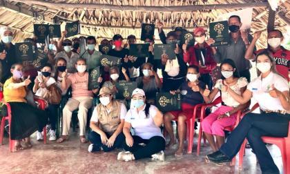 Así recuperaron sus tierras 18 familias de Morroa, Sucre