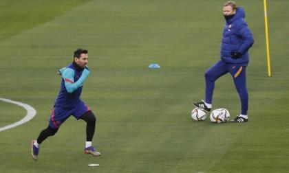 El PSG peleará por Messi en cuanto haya opciones de ficharlo.