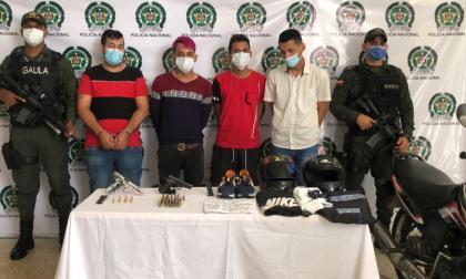 Aplazan audiencias de capturados por atentado en el Centro de Barranquilla