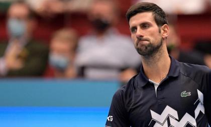 Novak Djokovic, raqueta número 1 del mundo.
