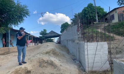San Estanislao de Kotska-Arenal busca protegerse de deslizamientos