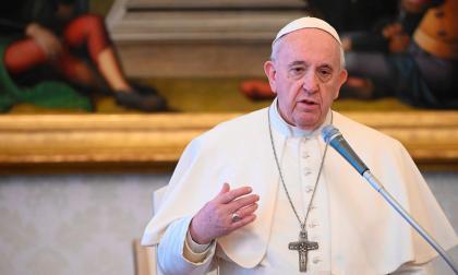 El papa anima a Biden a fomentar la reconciliación y paz en EE.UU. y el mundo