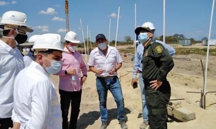 Minjusticia posesiona al gral. Mariano Botero como nuevo director del Inpec