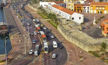 Listo paquete de obras para Cartagena en el primer trimestre