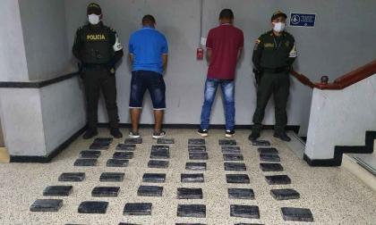Incautan más 300 kilos de cocaína en La Guajira