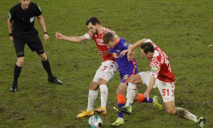 El Leipzig cayó en su visita al Mainz por marcador de 3-2.