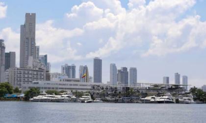 Definen agenda de fallo que ordena recuperar bahía de Cartagena