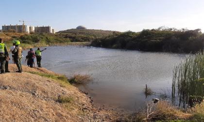 Joven se ahogó en un jagüey del barrio Las Granjas