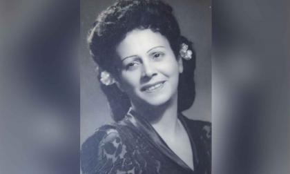 Amira de la Rosa escribió más de 100 piezas de radioteatro.