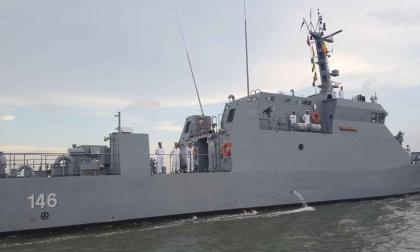 Aún no hay rastro del buque boliviano desaparecido en el Caribe colombiano
