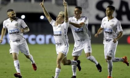 El Santos llega a Río de Janeiro en busca de su cuarta Libertadores