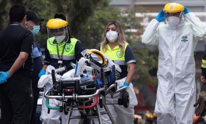 Incendio en hospital de Chile obliga a evacuar a pacientes covid-19 intubados