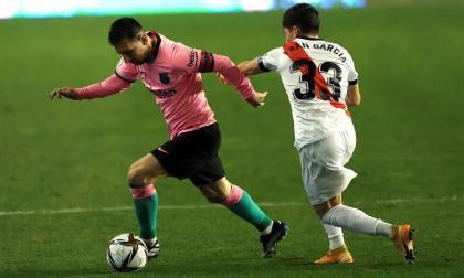 """El FC Barcelona niega """"categóricamente"""" que haya filtrado el contrato de Messi."""