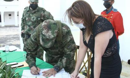 Implementan servicio militarambiental en Santa Marta