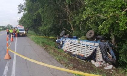 Mueren en accidentes viales 10 venezolanos que intentaban huir del país