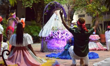 Se cumplió Cabildo en honor de la Virgen de La Candelaria