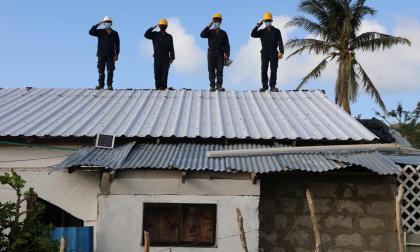 Findeter apoyará al Gobierno nacional en reconstrucción de Providencia