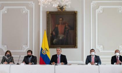 Reunión de revisión del Plan de Acción Oportuna (PAO) para proteger a líderes.