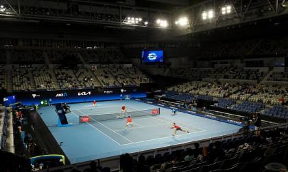 Suspendidos los torneos y la Copa ATP por un positivo en el hotel Grand Hyatt
