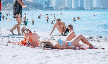 En 4 meses 665.060 personas han Ingresado a playas de Santa Marta