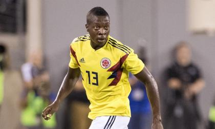 Helibelton Palacios, nuevo jugador del Elche.