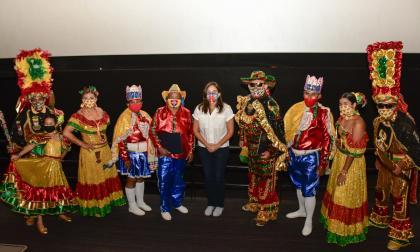 Luisa Orozco y Adolfo Maury: héroes que dan vida al Carnaval de Barranquilla